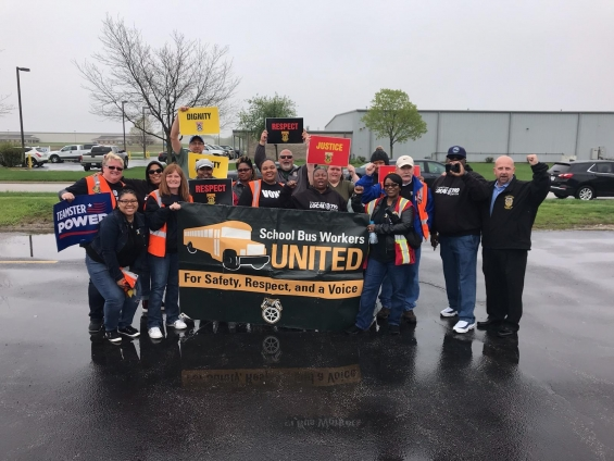 Teamsters Joint Council 25 – Serving 100,000 Workers in